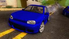 Volkswagen Golf R32 for GTA San Andreas