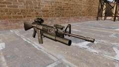 Tactical rifle M16A4