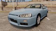 Nissan Skyline ER34 GT25