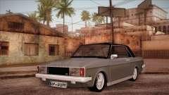 Peykan 80 Blackroof for GTA San Andreas