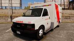 Brute Speedo RLMS Ambulance [ELS]