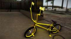 New BMX Yellow for GTA San Andreas