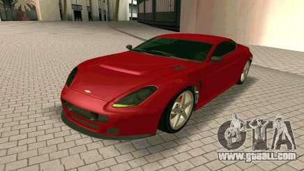 GTA V Dewbauchee Rapid GT Coupe for GTA San Andreas