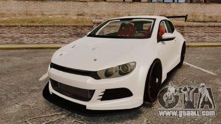 Volkswagen Scirocco for GTA 4