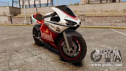 GTA IV TBoGT Pegassi Bati 800 for GTA 4