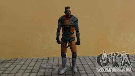 Gordon Freeman for GTA Vice City