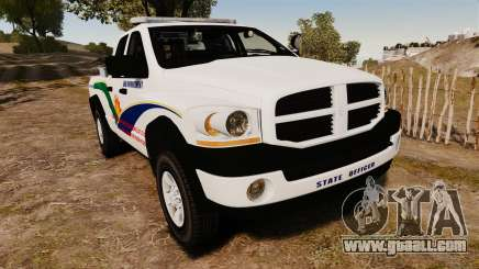 Dodge Ram 2500 2006 DACS [ELS] for GTA 4