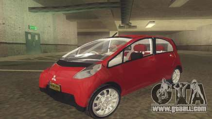 Mitsubishi i MiEV for GTA San Andreas