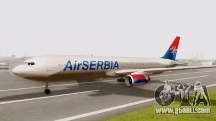 Boeing 767-300 for GTA San Andreas