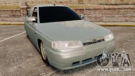 VAZ-2110 110 Bogdan for GTA 4