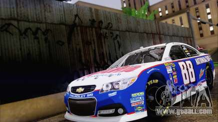 Chevrolet SS NASCAR Sprint Cup 2013 for GTA San Andreas