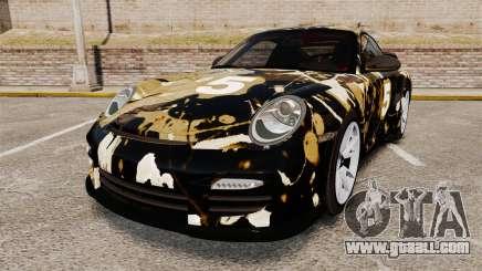 Porsche 911 GT2 RS 2012 BLOB for GTA 4