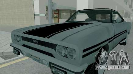 Plymouth Road RunneR GTX 1970 for GTA San Andreas