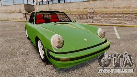 Porsche 911 Targa 1974 for GTA 4