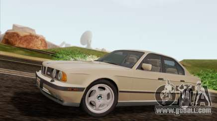 BMW M5 E34 1991 NA-spec for GTA San Andreas