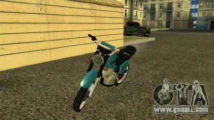 IZH Planeta 5 for GTA San Andreas