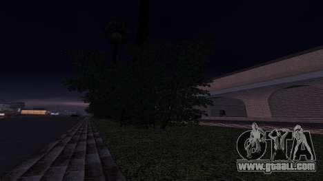New textures railway Station in Las Venturas for GTA San Andreas fifth screenshot