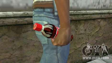 Coca Cola Grenade for GTA San Andreas third screenshot