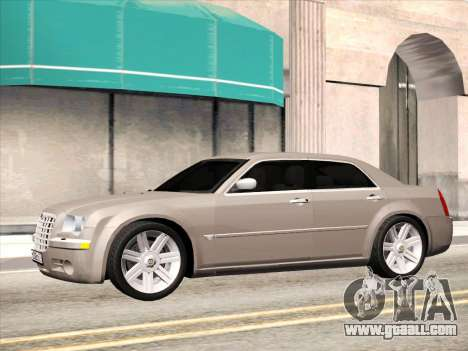 Chrysler 300C 2009 for GTA San Andreas right view