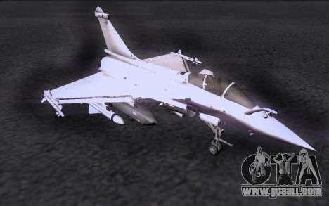 Dassault Rafale M for GTA San Andreas wheels