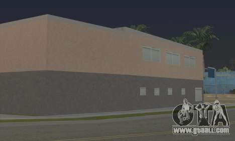 New gym for GTA San Andreas forth screenshot