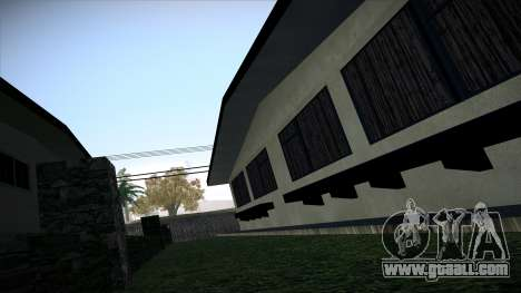 New homes in Las Venturas v1.0 for GTA San Andreas sixth screenshot