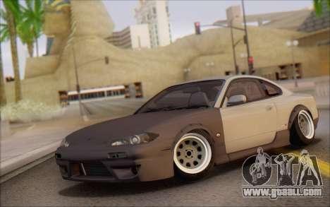 Nissan Silvia S15 Fail Camber for GTA San Andreas