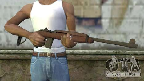 MK-18 Assault Rifle for GTA San Andreas third screenshot