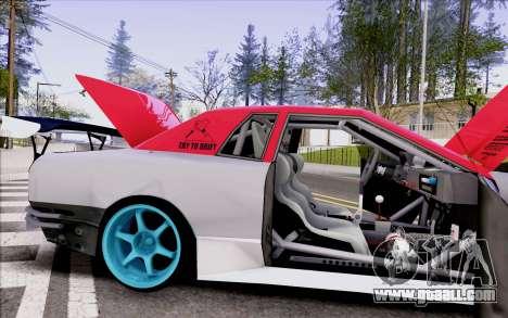 Elegy New Drift Kor4 for GTA San Andreas right view