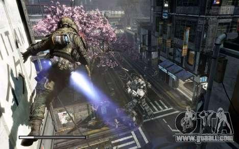 Boot screens and menus Titanfall for GTA San Andreas twelth screenshot
