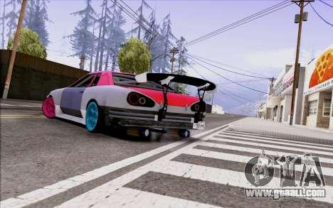 Elegy New Drift Kor4 for GTA San Andreas left view