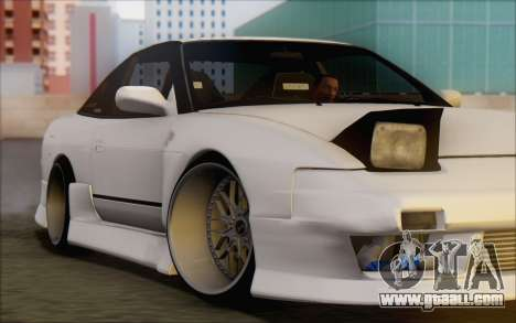 Nissan 240sx Blister for GTA San Andreas side view