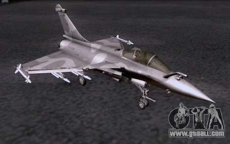 Dassault Rafale M for GTA San Andreas side view