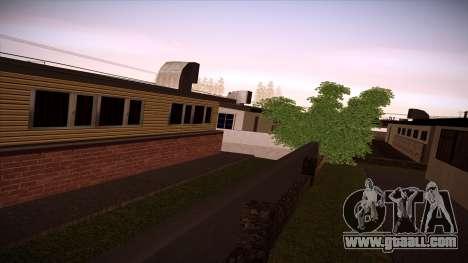 New homes in Las Venturas v1.0 for GTA San Andreas fifth screenshot