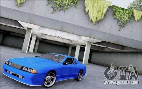 Elegy By Dr1ad for GTA San Andreas