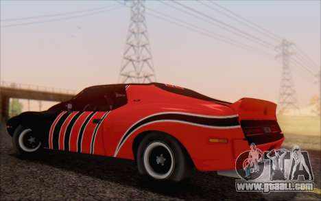 AMC Javelin for GTA San Andreas left view