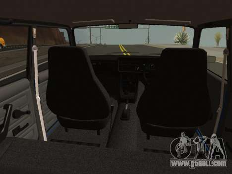 VAZ-2107 Riva for GTA San Andreas right view