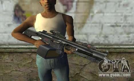 HK 23E for GTA San Andreas third screenshot