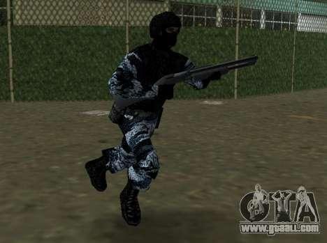 MP-154 for GTA Vice City second screenshot