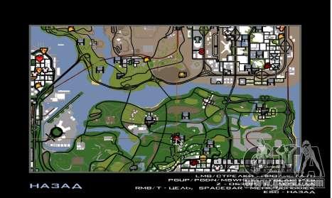 New village Gillemyr v1.0 for GTA San Andreas eighth screenshot