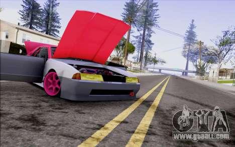 Elegy New Drift Kor4 for GTA San Andreas back view