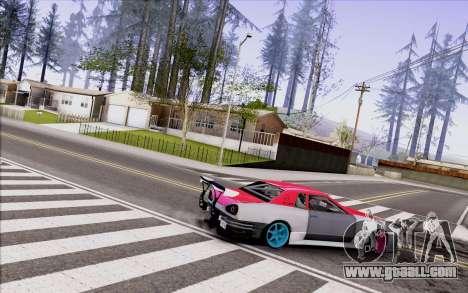 Elegy New Drift Kor4 for GTA San Andreas back left view
