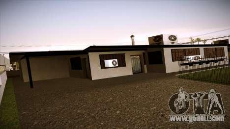 New homes in Las Venturas v1.0 for GTA San Andreas