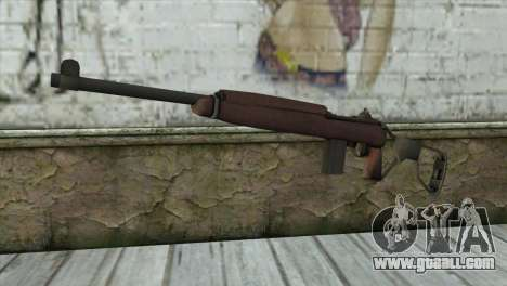 MK-18 Assault Rifle for GTA San Andreas