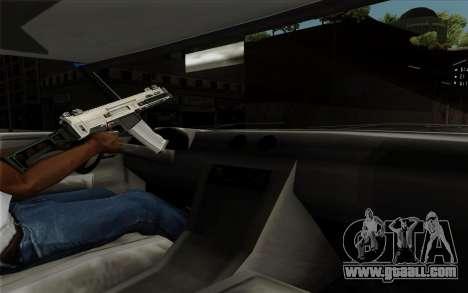 Feltzer hard top for GTA San Andreas inner view