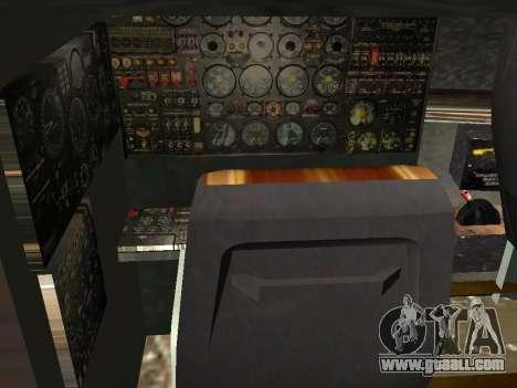 Tu-A for GTA San Andreas