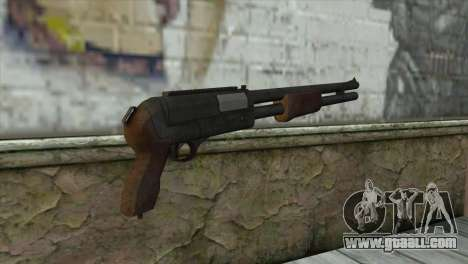 M3 Sawn-Off Shotgun for GTA San Andreas second screenshot