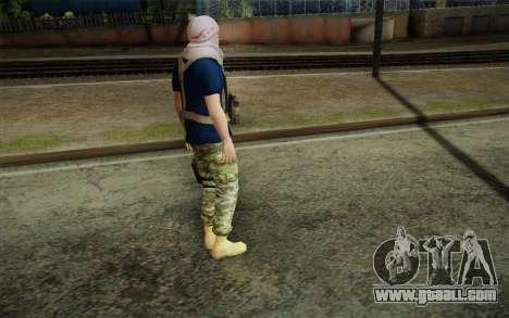 Policia Comunitaria for GTA San Andreas third screenshot