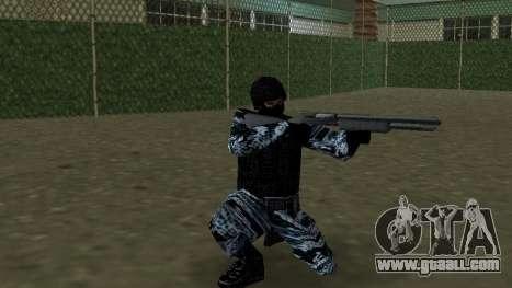 MP-154 for GTA Vice City third screenshot