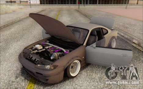Nissan Silvia S15 Fail Camber for GTA San Andreas engine
